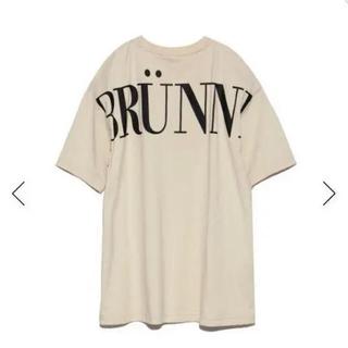 フレイアイディー(FRAY I.D)のフレイアイディー  美品 ビックロゴTシャツ 完売品(Tシャツ(半袖/袖なし))