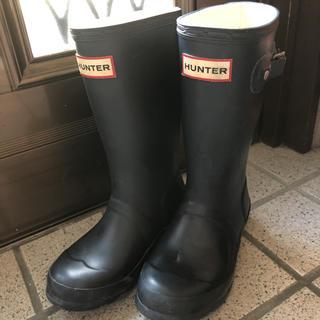 ハンター(HUNTER)の専用 HUNTER ハンターレインブーツ 17センチ(長靴/レインシューズ)