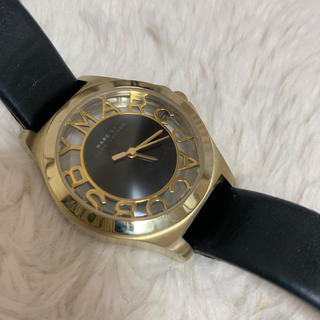 マークバイマークジェイコブス(MARC BY MARC JACOBS)のMARK BY MARK JACOBS ヘンリースケルトン(腕時計)