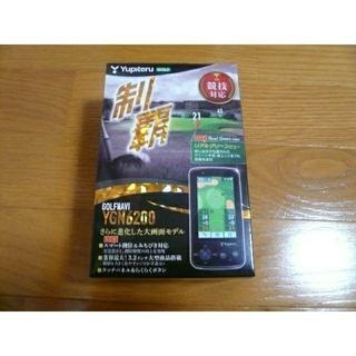 ユピテル(Yupiteru)のユピテル GPS ゴルフナビ YGN6200 制覇 美品(その他)