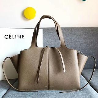 celine - 正規品・希少カラー CELINE セリーヌ トリフォルド ハバナ