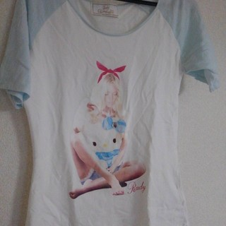 レディー(Rady)のレディーTシャツ(Tシャツ(半袖/袖なし))
