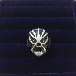 新作! おもしろリング マスクマン  指輪(リング(指輪))