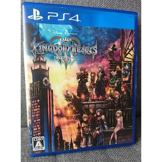 PlayStation4 - キングダムハーツ3