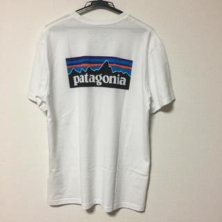 patagonia - patagonia P-6ロゴレスポンシビリティー Mサイズ