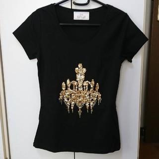 レディー(Rady)のRady ビジュー シャンデリア Tシャツ(Tシャツ(半袖/袖なし))