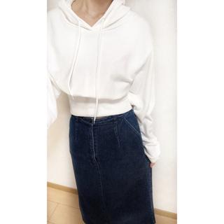 イーストボーイ(EASTBOY)の❤大幅値下げ❤EASTBOY デニムスカート(ひざ丈スカート)