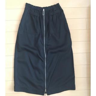 セリーヌ(celine)のベル様専用 celine フィービー  フロントジップスカート サイズ36(ロングスカート)