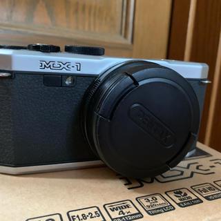PENTAX - 【送料無料】PENTAX プレミアムコンパクトカメラMX-1 美品