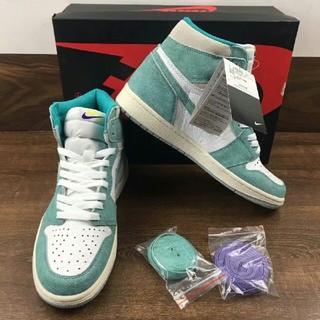 NIKE - Nike air Jordan 1 HIGH OG ターボグリーン 27cm