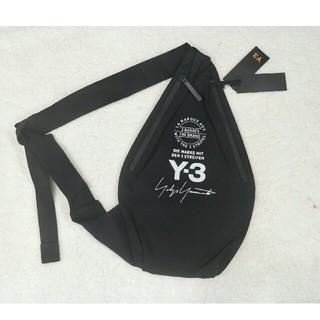 ワイスリー(Y-3)の人気品Y-3 ヨージヤマモト ショルダーバッグ メッセージバッグ ボディーバッグ(ボディーバッグ)