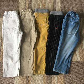 UNIQLO - 男の子 ズボン 100サイズ 5本セット