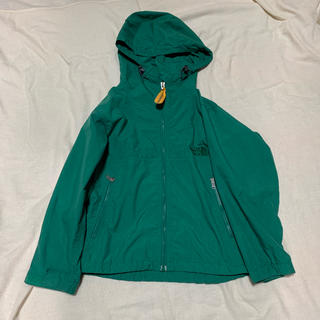 THE NORTH FACE - THE NORTH FACE コンパクトジャケット 130
