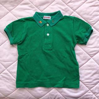 ミキハウス(mikihouse)のミキハウス ポロシャツ 80(シャツ/カットソー)