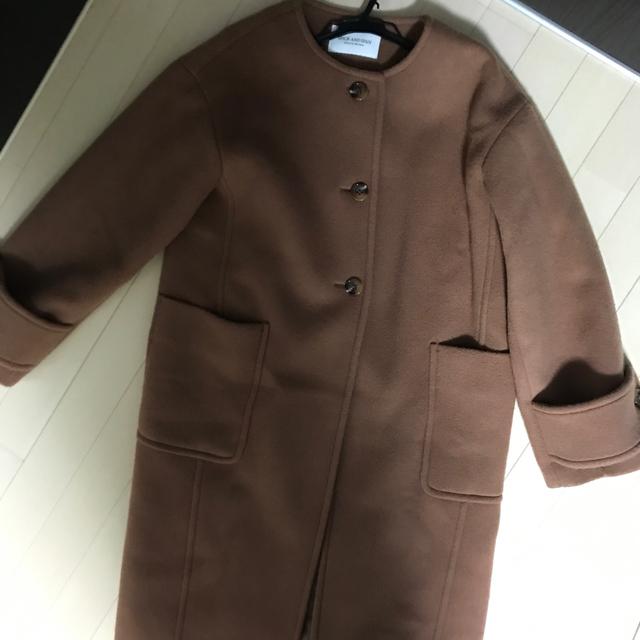 Spick and Span(スピックアンドスパン)の専用 レディースのジャケット/アウター(ロングコート)の商品写真
