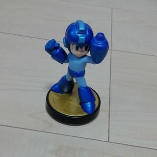 Wii U - アミーボ amiibo ロックマン 大乱闘スマッシュブラザーズシリーズ