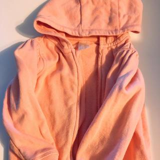 エイチアンドエム(H&M)のH&M♡♡かわいいピンクのパーカ♡♡(ジャケット/上着)