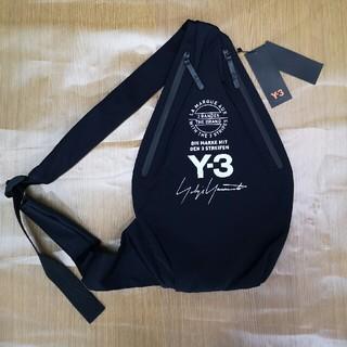 ヨウジヤマモト(Yohji Yamamoto)のY-3 adidas Yohji Yamamoto ショルダーバッグ(ショルダーバッグ)