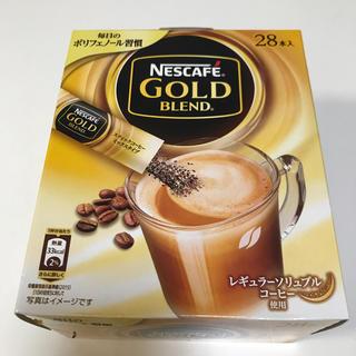 Nestle - ネスレ ネスカフェ コーヒー ゴールドブレンド 28本