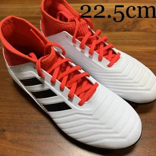 adidas - アディダス サッカー スパイク 22.5cm ジュニア