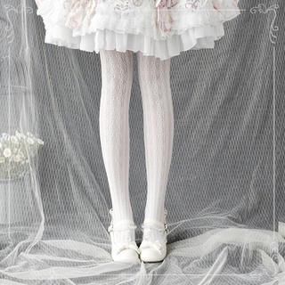 夢少女タイツ♡ゆめかわいい♡to alice♡ローズマリーソワール♡ロリータ