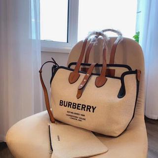 BURBERRY - Burberryショルダーバッグ ハンドバッグ 高品質 超人気K