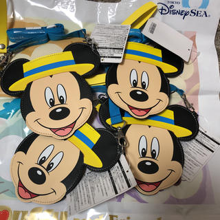 Disney - バケパ チケットホルダー