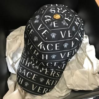 ヴェルサーチ(VERSACE)のKith x Versace monogram cap(キャップ)