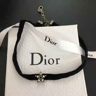 Dior - dior  鎖骨ネックレス