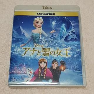 Disney - アナと雪の女王 ブルーレイ。