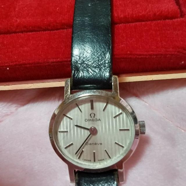 OMEGA(オメガ)のオメガ☆腕時計☆OMEGA☆ネジ巻き☆ヴィンテージ☆ レディースのファッション小物(腕時計)の商品写真