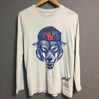 ザラ(ZARA)のZARA WOLF Tシャツ 152cm(Tシャツ/カットソー)