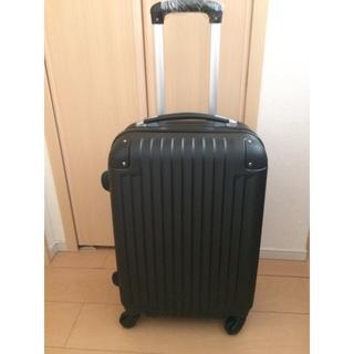 ☆新品☆ 軽量スーツケースSサイズ 伸縮ハンドル 2段階ブラック