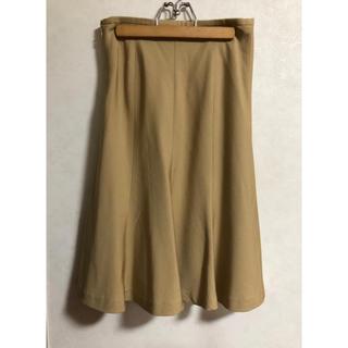 ラルフローレン(Ralph Lauren)のラルフローレン ★ スカート ベージュ 小さいサイズ XS(ひざ丈スカート)