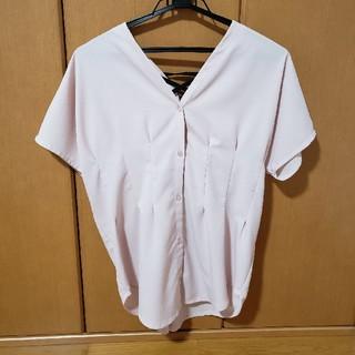 ハレ(HARE)のブラウス、2way、ハレ、HARE、タック、リボン(シャツ/ブラウス(半袖/袖なし))