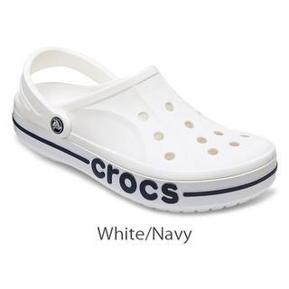 crocs - クロックスBayaband Clog White / Navy 24cm 新品