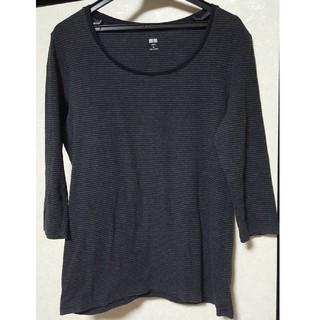 ユニクロ(UNIQLO)のユニクロシャツ7分袖(Tシャツ(長袖/七分))