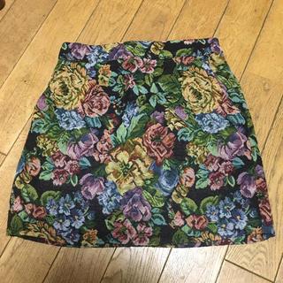 MERCURYDUO - ゴブラン ミニスカート