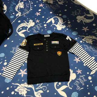 子供服 ファッション トップス スカート ワンピース INGNI GRL ヘザー(Tシャツ/カットソー)