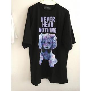 ミルクボーイ(MILKBOY)のmilkboy NEVER HEAR NOTHING BIG Tシャツ(Tシャツ/カットソー(半袖/袖なし))