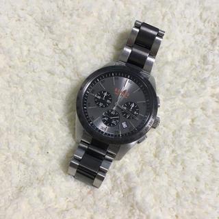 ビームス(BEAMS)のBEAMS クロノグラフ メンズ 腕時計(腕時計(アナログ))