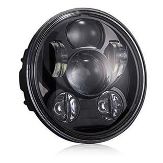 Harley Davidson - ハーレー 5.75 5-3/4 LED ヘッドライト XL FX オートバイ