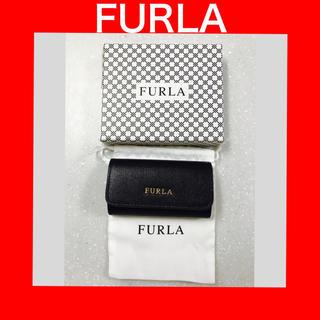 フルラ(Furla)の【★R様専用★】FURLA フルラ キーケース 黒 箱なし(キーケース)