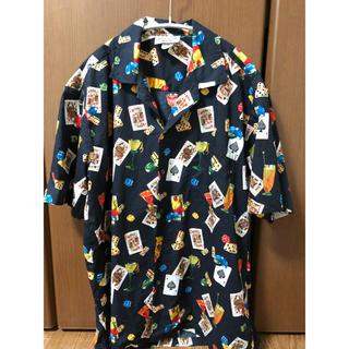 アロハシャツ  オープンカラーシャツ(シャツ)