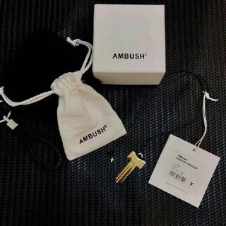 アンブッシュ(AMBUSH)のAMBUSH ネックレス アンブッシュ 鍵 男女兼用 カッコイイ(ネックレス)