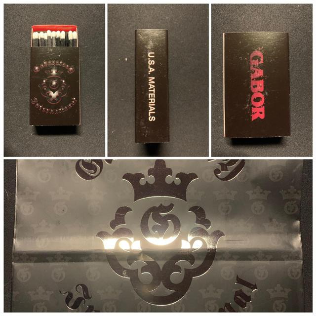 Gabor(ガボール)のガボラトリー スモールヌードル ネックレス メンズのアクセサリー(ネックレス)の商品写真
