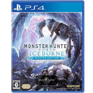 PlayStation4 - モンスターハンター ワールド アイスボーン PS4