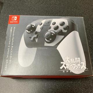 Nintendo Switch - switch proコントローラー 大乱闘スマッシュブラザーズ