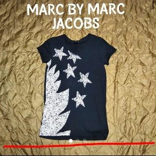 マークバイマークジェイコブス(MARC BY MARC JACOBS)のMARC BY MARC JACOBS 星柄 Tシャツ(Tシャツ(半袖/袖なし))