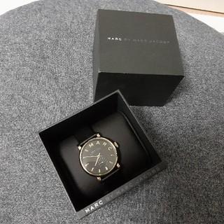 マークバイマークジェイコブス(MARC BY MARC JACOBS)のマークバイマークジェイコズス 腕時計(腕時計)